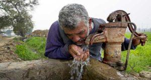 استخراج المياه الجوفية
